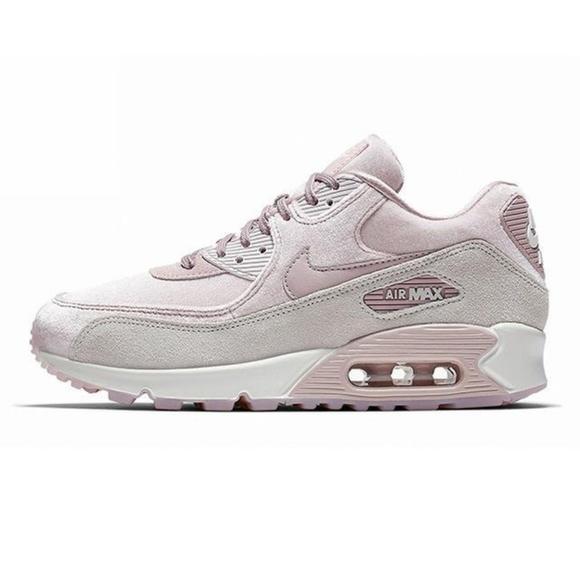 uk availability 6892b fdbb1 Nike Air Max 90 LX Womens 898512-600 Velvet